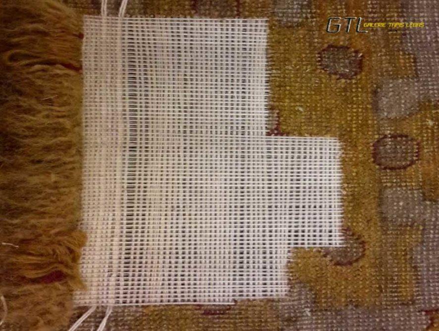 Spécialiste restauration haut de gamme de tapis anciens Paris 75014